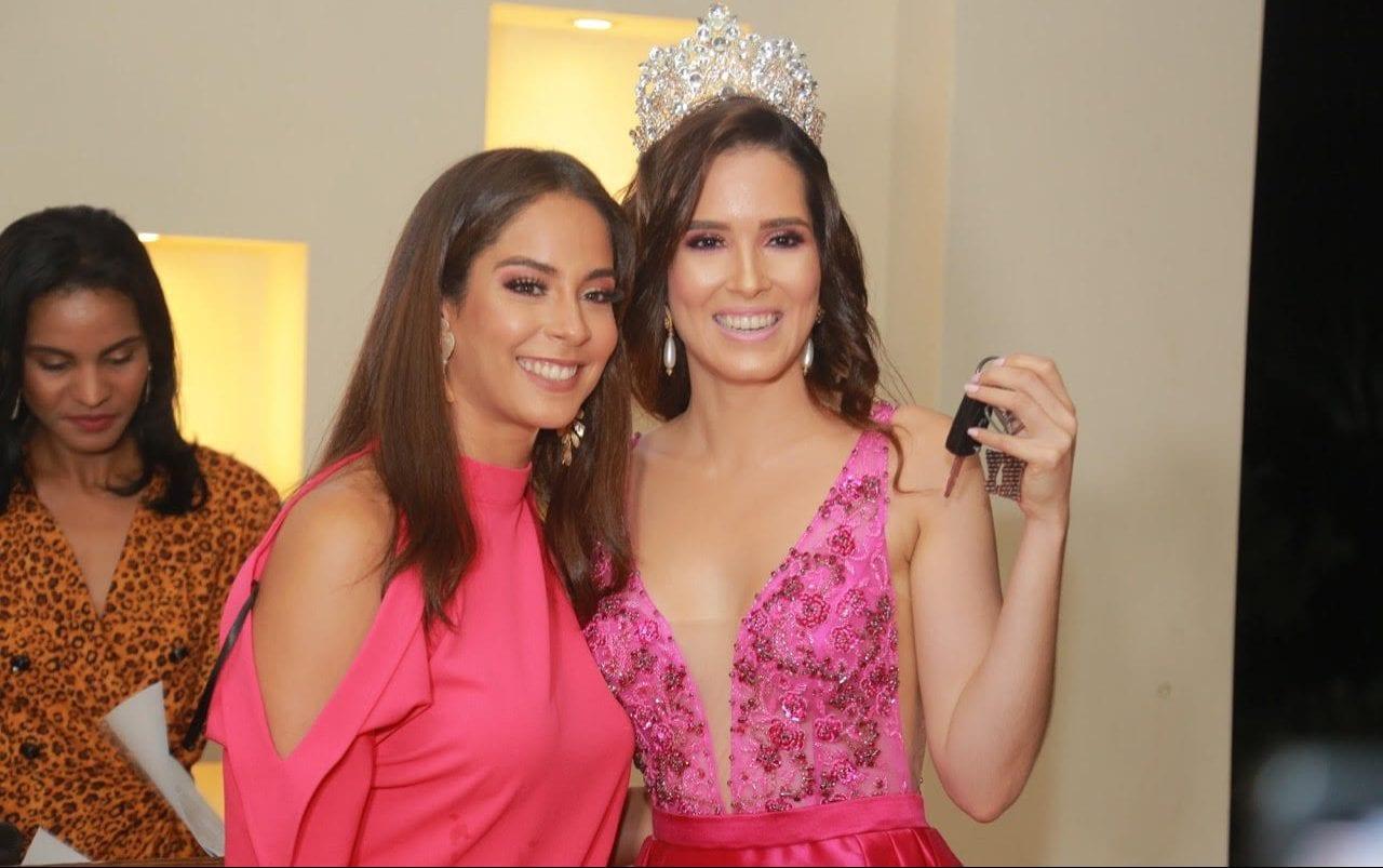 Miss RD Santiago celebra logros Fátima Rodríguez y le entrega un carro – DiarioDigitalRD
