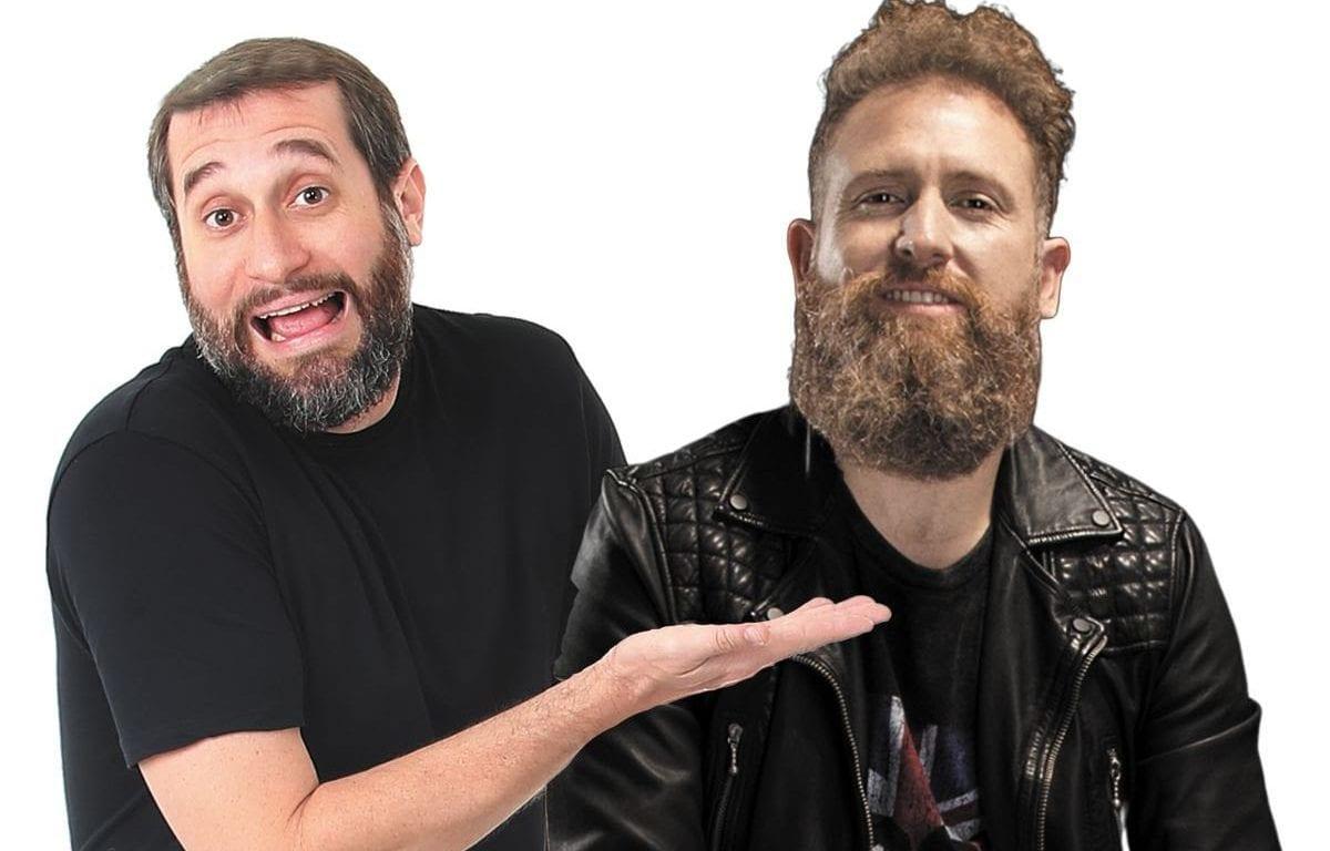 """Carlos sánchez presenta """"Bárbaros"""" junto al comediante Juan Pablo López desde Chile. – DiarioDigitalRD"""