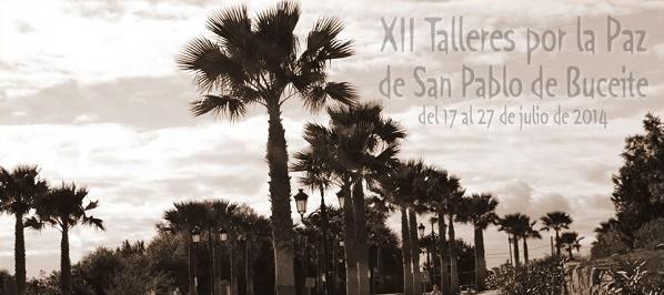 """IX Certamen de poesía """"Encuentros por la Paz"""" de San Pablo de Buceite"""