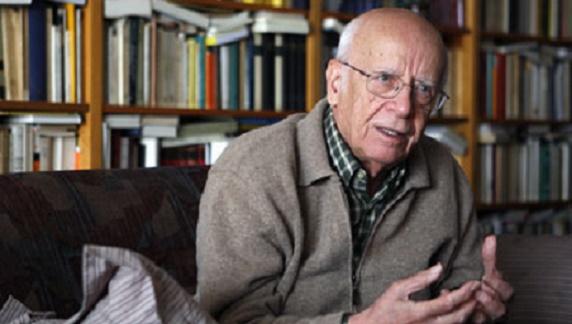 La mirada luminosa del filósofo Emilio Lledó