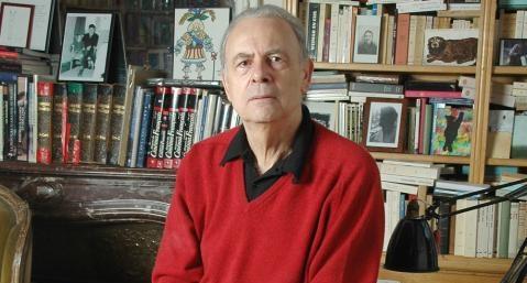 Patrick Modiano gana el Premio Nobel de Literatura