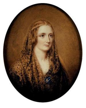 Mary Shelley por Reginald Eastonp_362x455
