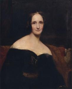 Mary Shelley por Richard Rothwell_600x738