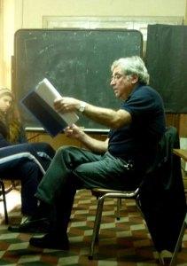 Fernando Sorrentino en 2011