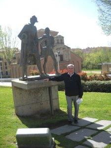 Fernando Sorrentino en salamanca