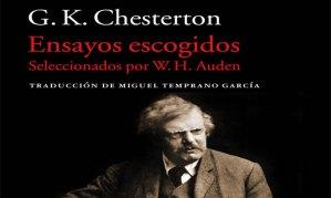Gilbert Keith Chesterton Ensayos escogidos