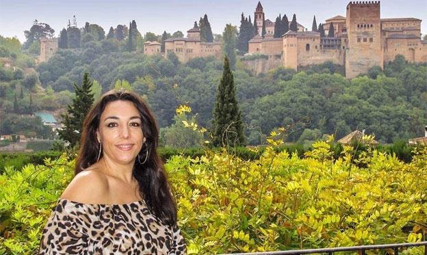Entrevista a la Pintora Granadina Marijose Muñoz Rubio