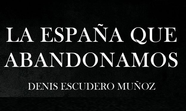 """Denis Escudero: """"La España vacía, no lo está"""""""