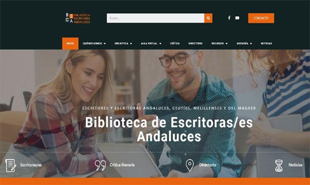 Nace la Biblioteca (Virtual) de Escritoras/es Andaluces (BECA)
