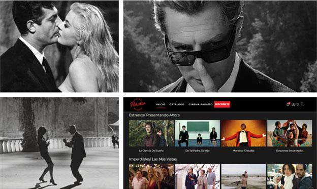 Lo mejor del cine independiente ahora en la plataforma Video On Demand de Cinema Paraíso