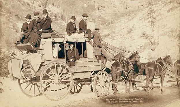 El secreto de Charley Parkhurst, el mejor conductor de diligencias del Viejo Oeste