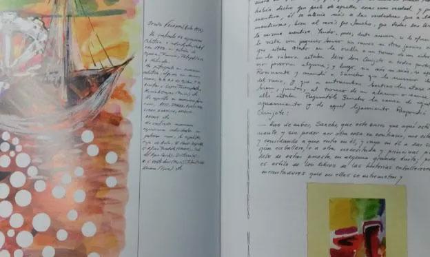 El Quijote Manuscrito de Marbella