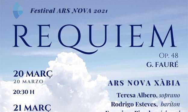 La veintena edición del Festival ARS NOVA retorna la música en vivo a Jávea