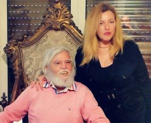 Dimitri Salonia y Melinda Miceli