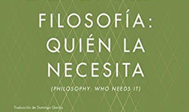 Necesaria filosofía