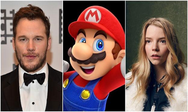 'Super Mario Bros.': la película del fontanero de Nintendo ya tiene fecha de estreno y un reparto alucinante encabezado por Chris Pratt y Anya Taylor-Joy