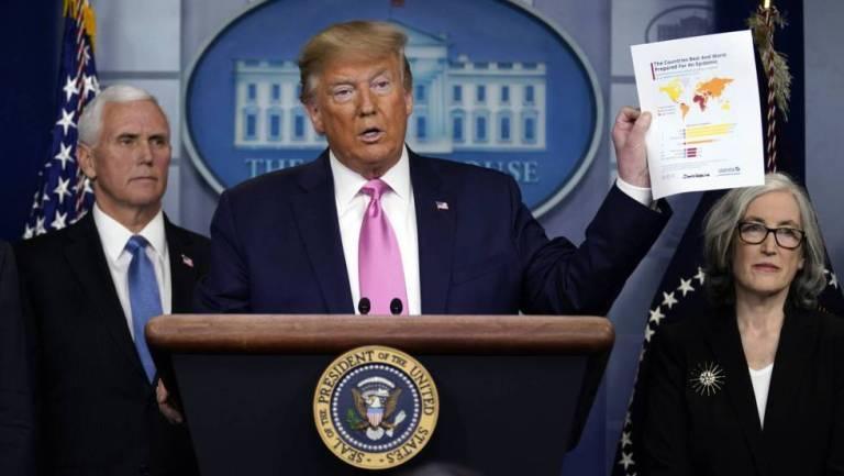 EN VIVO Y EN ESPAÑOL: Rueda de prensa en la Casa Blanca, Donald Trump informa sobre medidas para enfrentar el COVID-19