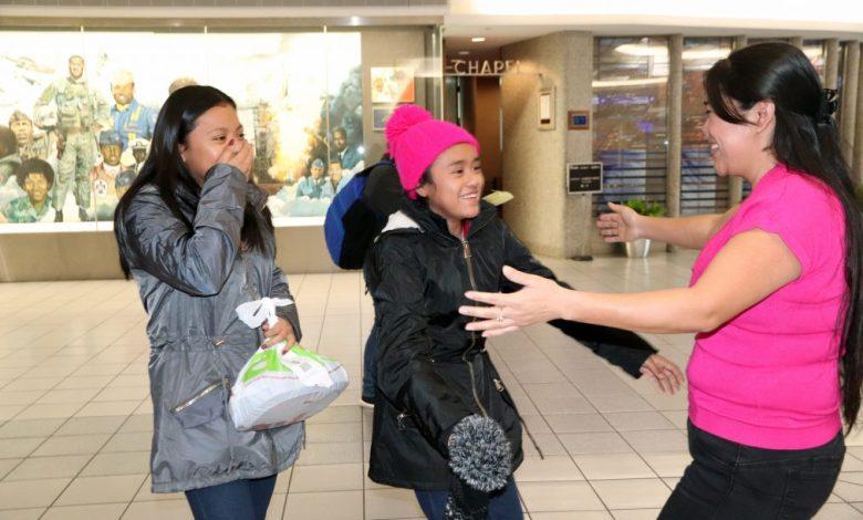 Familia Latina reunida en St.Louis tras diez años de separación
