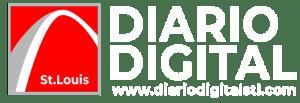 Logo •DiarioDigitalSTL (blanco)