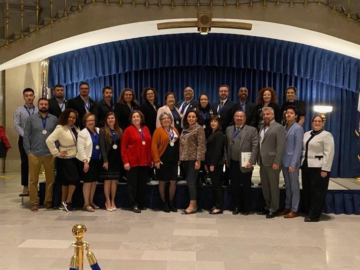 Día Hispano en el Capitolio 2020 •DiarioDigitalSTL.com