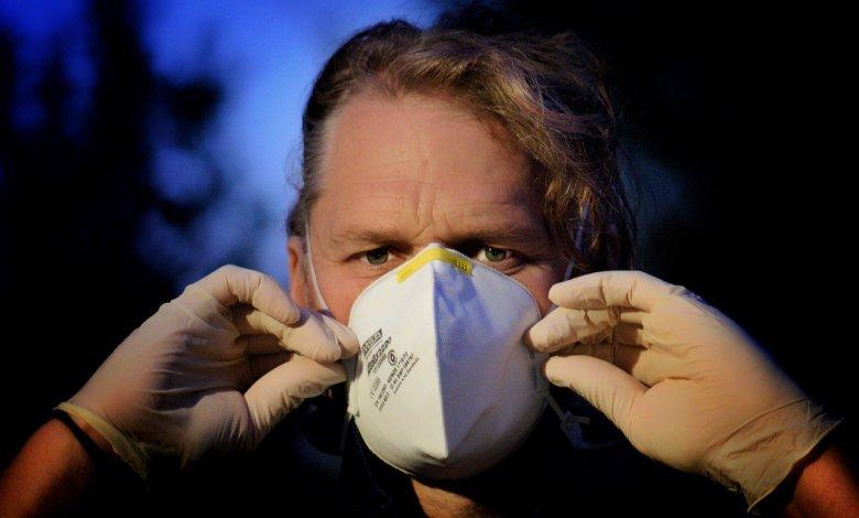 Mascaras médicas en demanda por el Coronavirus