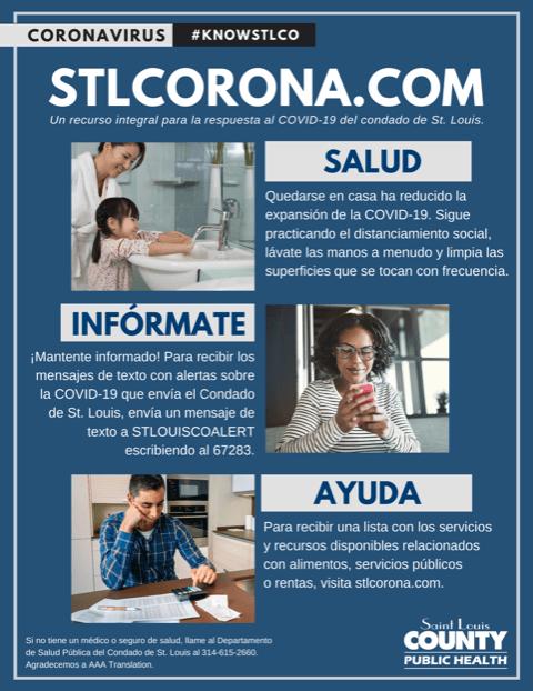 PSA STLCORONA.com