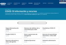 Photo of Condado de St.Louis actualiza CoronaSTL.com en ochenta idiomas; incluyendo el español