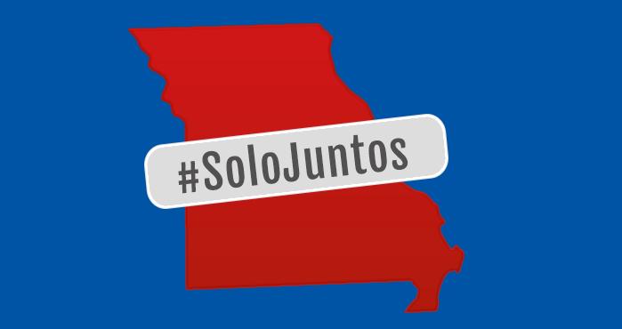 #SoloJuntos