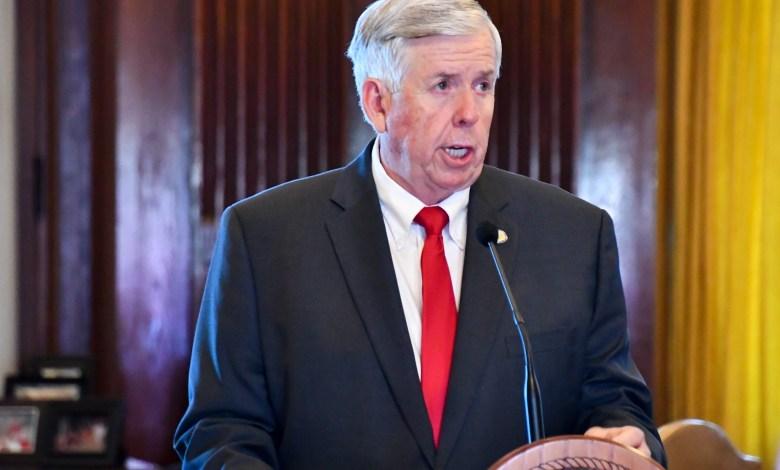 Gobernador Michael Parson anuncia Fase 2 en apertura tras Pandemia