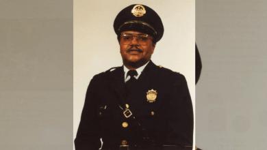 Photo of Ex-Capitán de Policía asesinado durante disturbios en St.Louis el Lunes