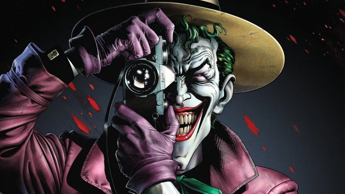 Batman: The Killing Joke. Alan Moore racconta l'intrigante rapporto fra il Joker e l'uomo pipistrello