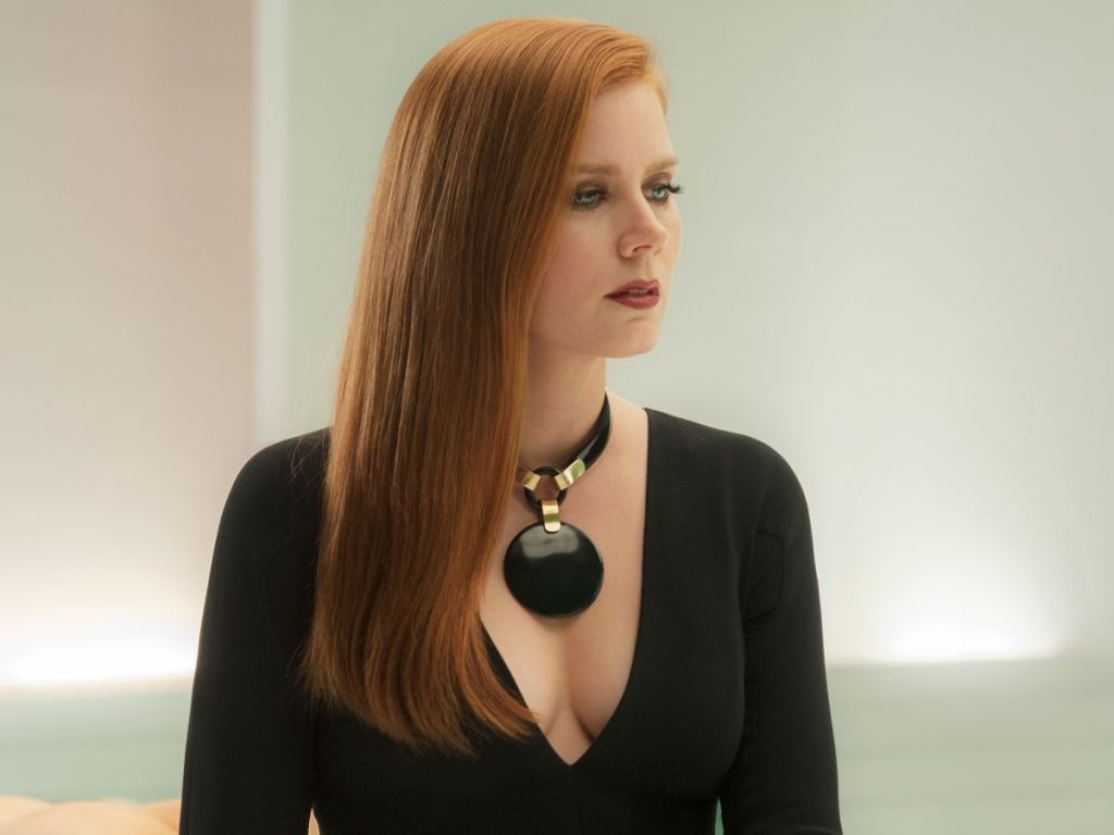 Nocturnal Animals, Amy Adams sul set