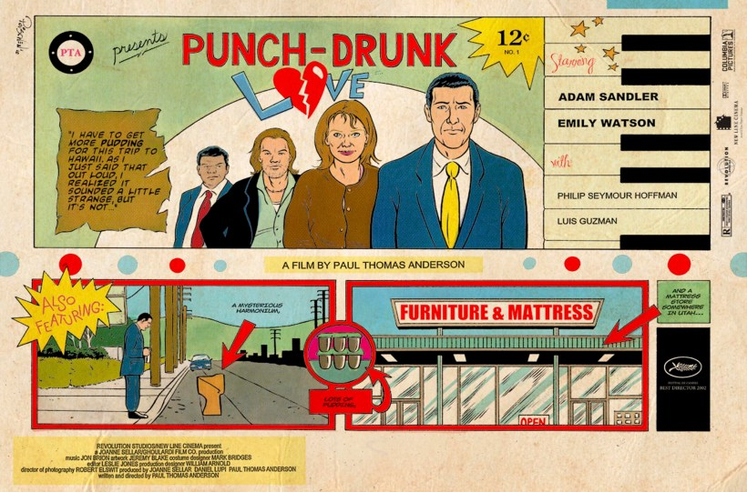 Punch-Drunk Love - Ubriaco d'amore