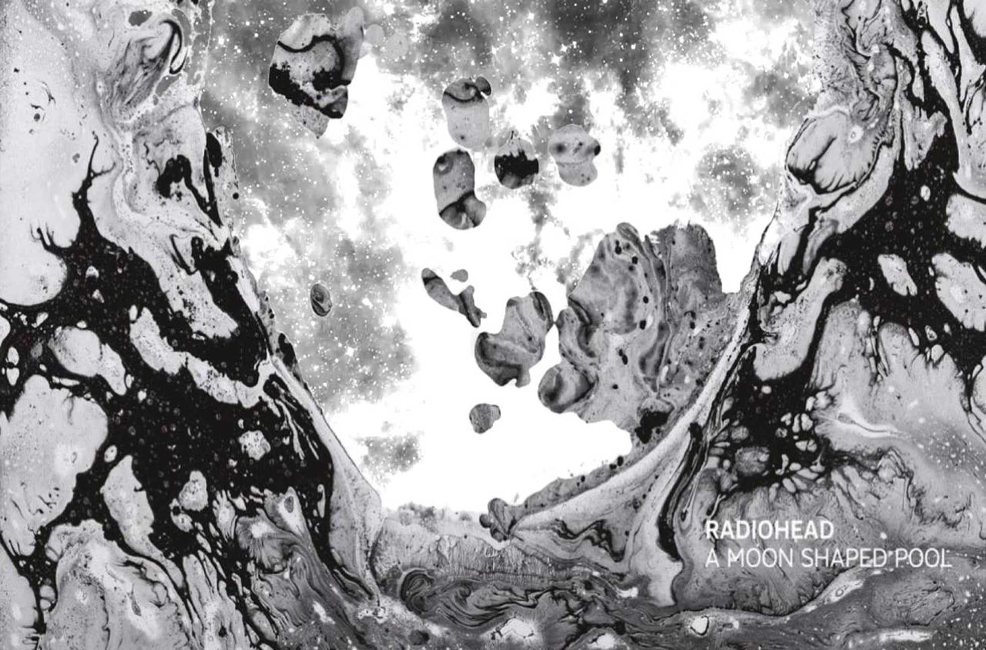 A Moon Shaped Pool. Radiohead