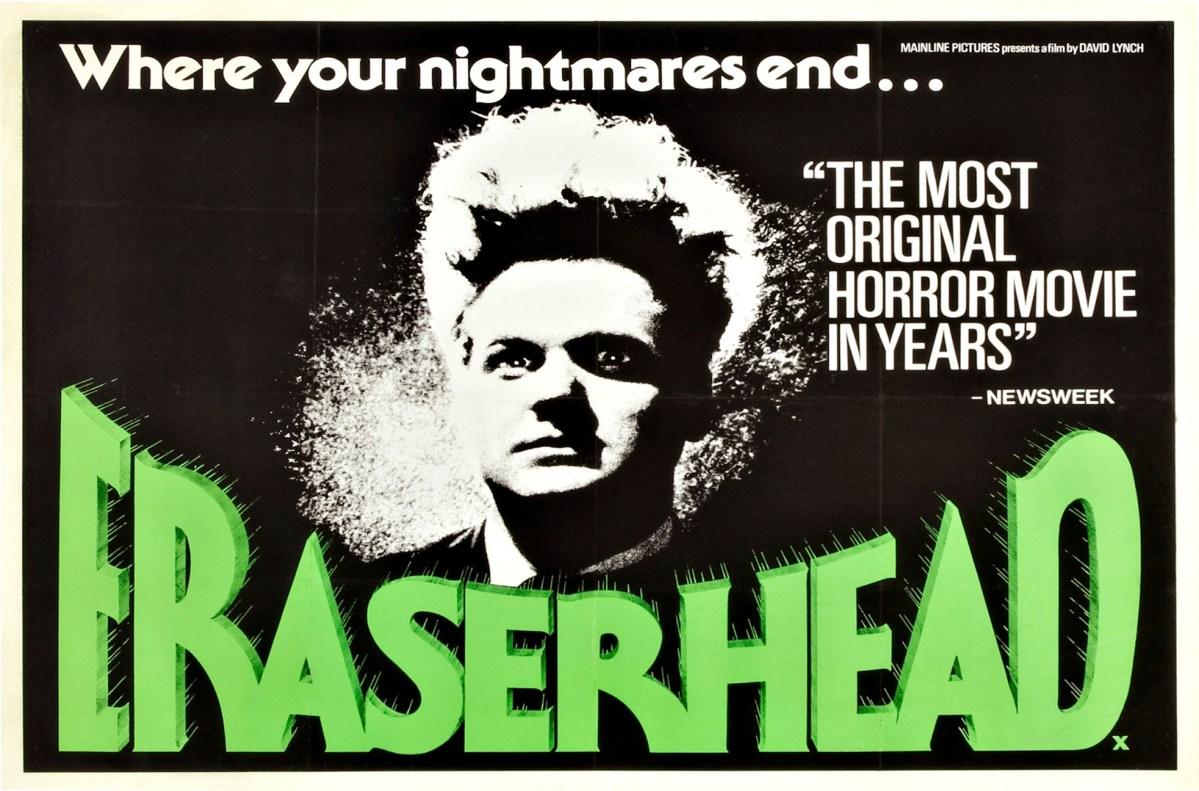 Eraserhead - La Mente Che Cancella. Il primo film di David Lynch