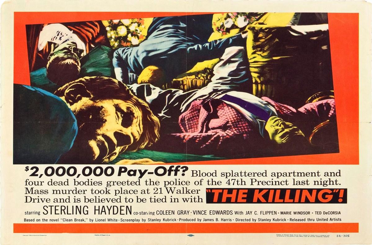 The Killing - Rapina a Mano Armata. Stanley Kubrick atto primo.
