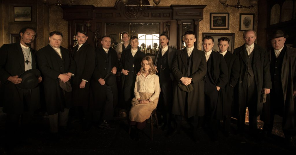 Peaky Blinders, il cast al completo (tranne Tom Hardy)