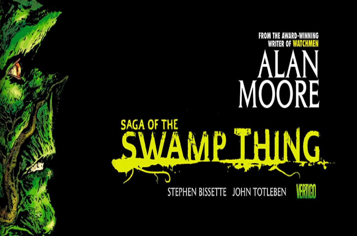 Swamp Thing di Alan Moore - La saga perfetta