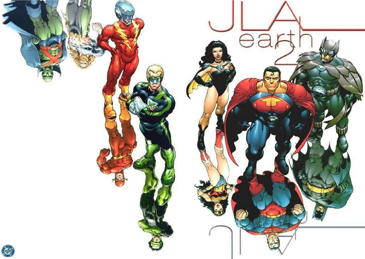 JLA: Terra 2. Il duo scozzese ed il ritorno del multiverso Dc Comics