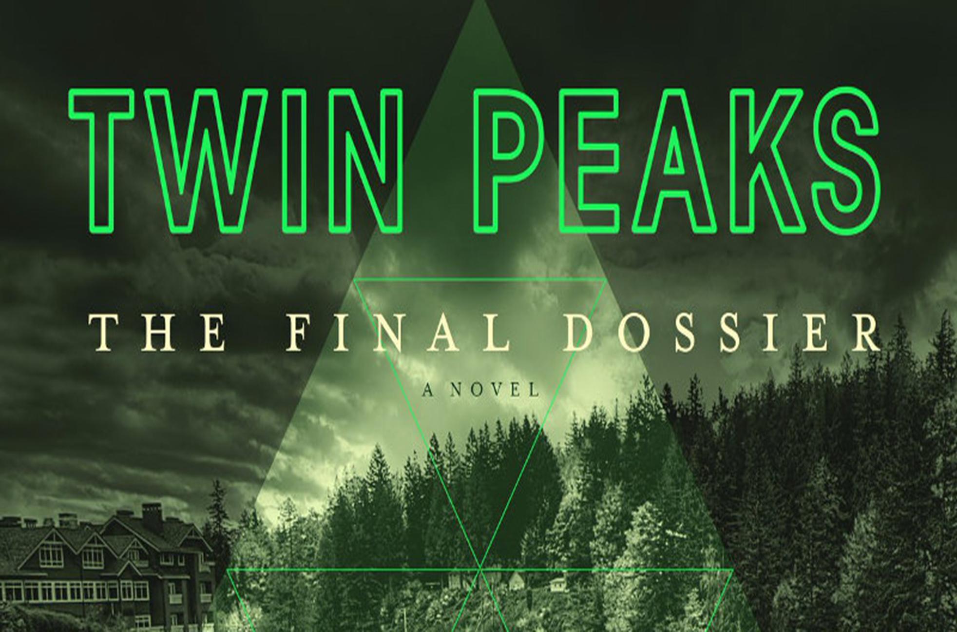 Twin Peaks, The Final Dossier