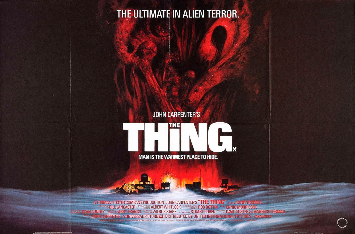 Carpenter80 - The Thing, La Cosa di John Carpenter