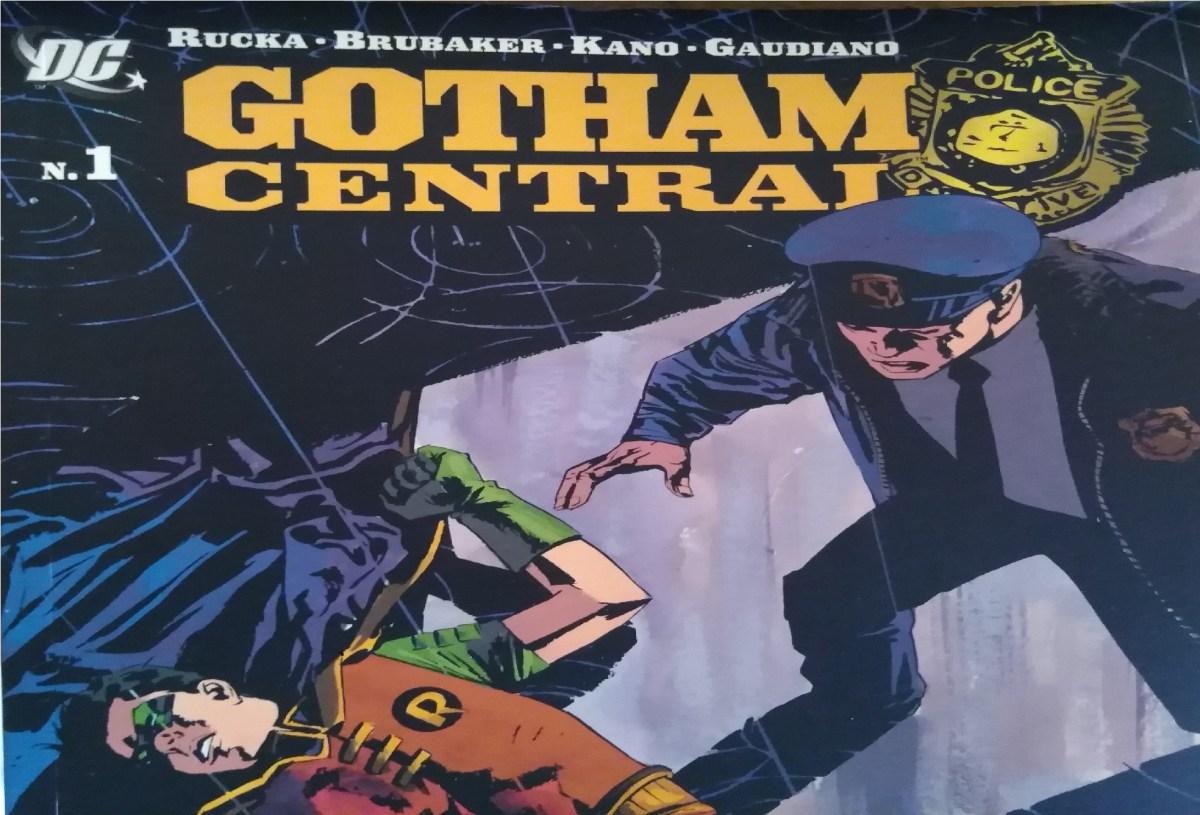 Gotham Central: La morte di Robin. L'eterna rivalità tra il pipistrello e la GCPD
