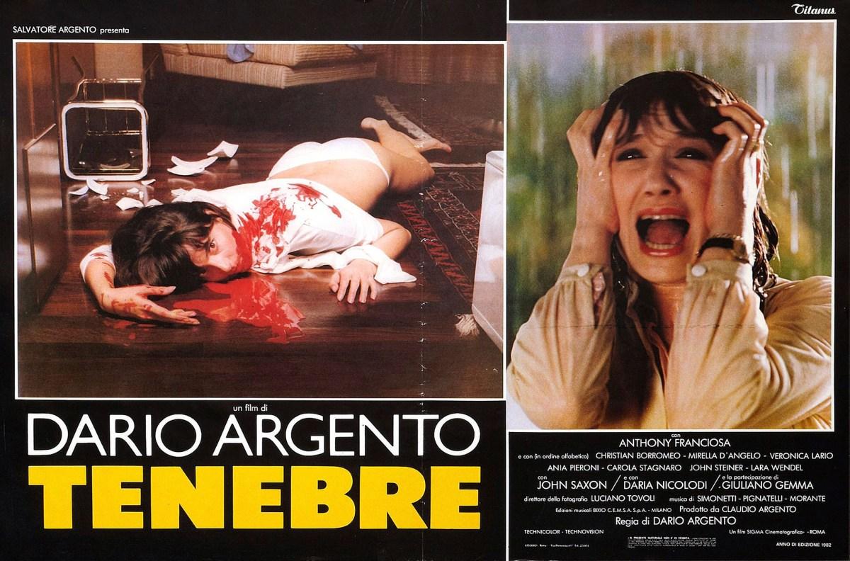 ProfondoArgento - Tenebre, il ritorno al noir di Dario Argento