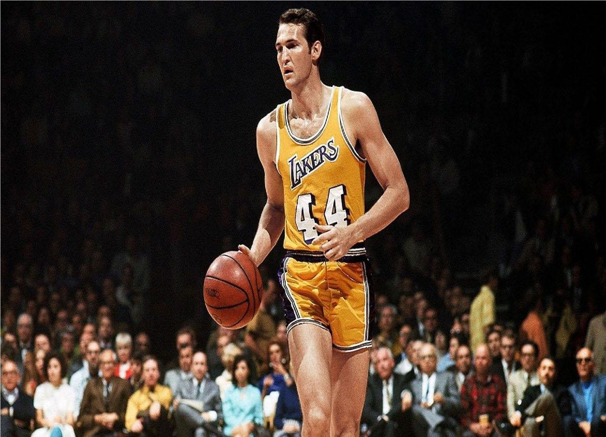 Jerry West, la lunga strada per diventare The Logo