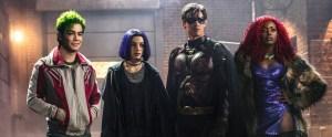 Titans (stagione 1)