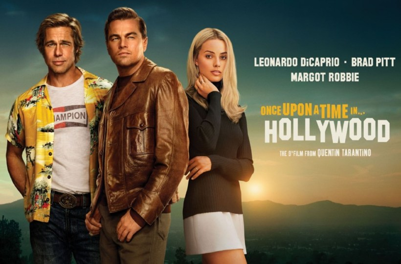 Once Upon A Time In...Hollywood