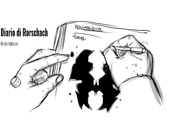 Le produzioni del Diario di Rorschach