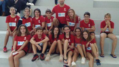 Photo of Nadadores Infantis da Palmela Desporto no XIX Meeting Internacional do Estoril