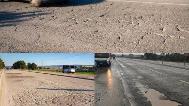 Photo of Volkswagen Autoeuropa lamenta degradação da estrada do parque industrial