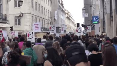 Photo of Manifestação anti-racismo insurge-se contra o CHEGA e André Ventura
